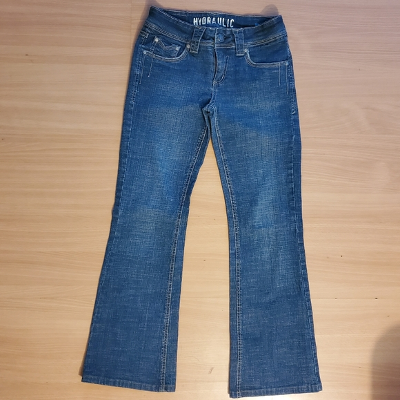 Hydraulic Classic Hipster Jeans